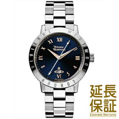 【レビュー記入確認後3年保証】Vivienne Westwood ヴィヴィアンウエストウッド 腕時計 VV152NVSL レディース クオーツ