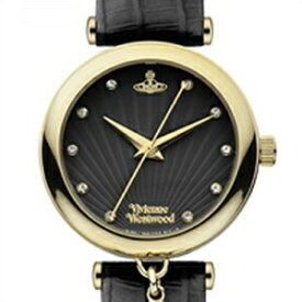 【8月下旬発送予定】【並行輸入品】Vivienne Westwood ヴィヴィアンウエストウッド 腕時計 VV108BKBK レディース Trafalgar トラファルガー クオーツ