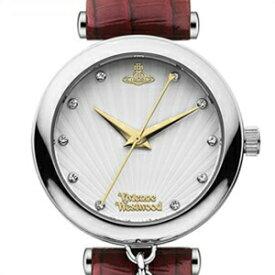【並行輸入品】Vivienne Westwood ヴィヴィアンウエストウッド 腕時計 VV108WHRD レディース Trafalgar トラファルガー クオーツ