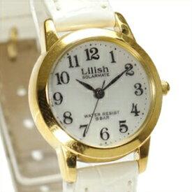 【国内正規品】Lilish リリッシュ 腕時計 シチズン CITIZEN H049-114 レディース ソーラー