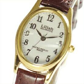 【国内正規品】Lilish リリッシュ 腕時計 シチズン CITIZEN H053-104 レディース ソーラー