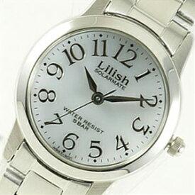 【国内正規品】Lilish リリッシュ 腕時計 シチズン CITIZEN H997-900 レディース ソーラー