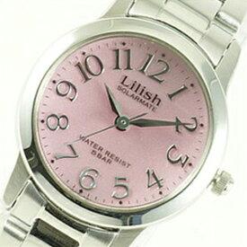 【国内正規品】Lilish リリッシュ 腕時計 シチズン CITIZEN H997-901 レディース ソーラー