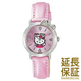 【メール便選択で送料無料】【国内正規品】Q&Q キュー&キュー 腕時計 CITIZEN シチズン CBM 0001N003 レディース Hello Kitty ハローキティ