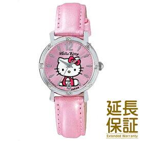 【メール便選択で送料無料】【国内正規品】Q&Q キュー&キュー 腕時計 CITIZEN シチズン CBM 0003N001 レディース Hello Kitty ハローキティ