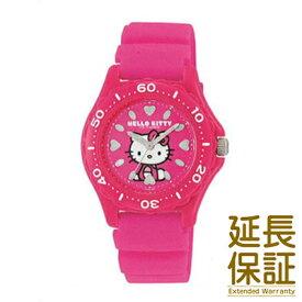 【メール便選択で送料無料】【国内正規品】Q&Q キュー&キュー 腕時計 CITIZEN シチズン CBM VQ75-430 レディース Hello Kitty ハローキティ