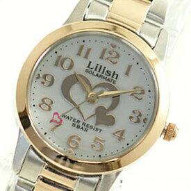 【国内正規品】Lilish リリッシュ 腕時計 シチズン CITIZEN H997-906 レディース ソーラー