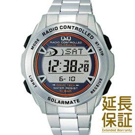 【国内正規品】Q&Q キュー&キュー 腕時計 CITIZEN シチズン CBM QQ MHS7-200 メンズ JAN:4966006061154