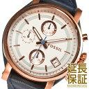 【レビュー記入確認後1年保証】フォッシル 腕時計 FOSSIL 時計 並行輸入品 ES3838 レディース オリジナル ボーイフレンド クロノグラフ