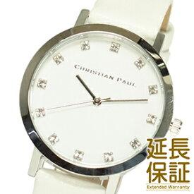 【並行輸入品】CHRISTIAN PAUL クリスチャンポール 腕時計 SWL-03 レディース Hayman ヘイマン Luxe Collection リュクスコレクション