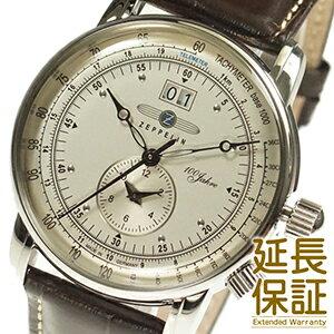 【レビュー記入確認後3年保証】ツェッペリン 腕時計 ZEPPELIN 時計 並行輸入品 7640-1 メンズ Zeppelin号誕生 100周年記念モデル