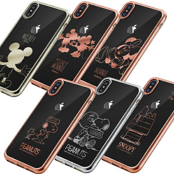 iPhone XS X ディズニー スヌーピー TPU クリア ケース カバー アイフォン ブランド ソフト 薄い 透明 スマホケース かわいい おしゃれ iPhoneXS iPhoneX iPhoneXSケース iPhoneXケース アイフォンXS キャラクター バンパー iPhoneケース クリアケース グッズ 母の日