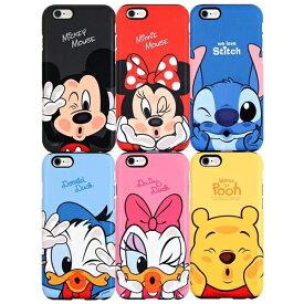 ディズニー iPhone XS X iPhone8 iPhone7 iPhone6S iPhone6 ダブル バンパー ケース iPhoneXS iPhoneX 8 7 6S 6 PLUS アイフォンX アイフォン8 アイフォン7 iPhoneXSケース アイフォンXS iPhone8PLUS iPhone7PLUS カバー かわいい キャラクター iPhoneケース iPhone7ケース