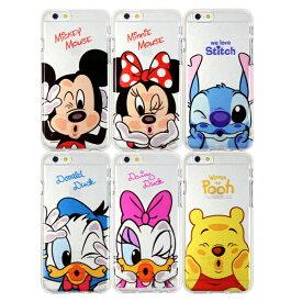ディズニー TPU ケース iPhone8 iPhone7 iPhone6S iPhone6 iPhone SE iPhone5S iPhone5 Galaxy S7 edge アイフォン8 アイフォン7 アイフォン8ケース アイフォン6S シリコン カバー 韓国 iPhone7ケース iPhone8PLUS かわいい おしゃれ キャラクター 大人女子 iPhoneケース
