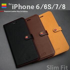 LIM'SiPhone8iPhone7iPhone87PLUSiPhone6SiPhone6本革手帳型レザーケース6S6アイフォン7アイフォン6Sアイフォン6iPhone7ケースiPhone8ケースアイフォン8手帳手帳型ケースブランドスマホケースカバーバンパーストラップホールおしゃれ