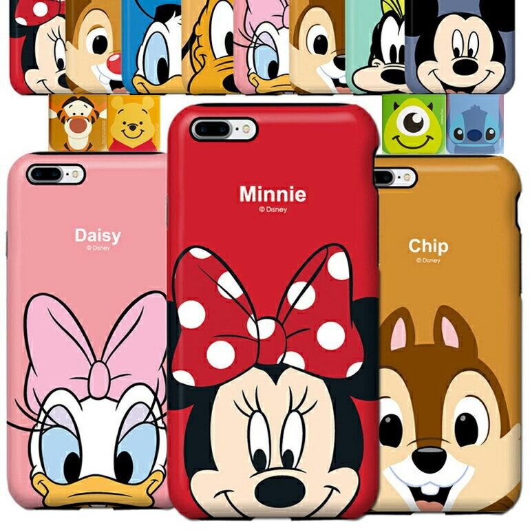 ディズニー ダブル バンパー ケース iPhone XR XS MAX X iPhone8 iPhone7 iPhone6S iPhone6 galaxy S8 S8+ iPhone8PLUS iPhone7PLUS PLUS iPhoneXR iPhoneXS iPhoneX 8 7 カバー かわいい キャラクター アイフォンXS アイフォンXR アイフォン8 iPhone7ケース iPhoneケース