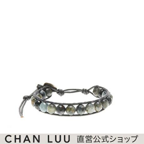 チャンルー セミプレシャスストーン 1連ラップブレスレット レディース 全1色 BS-5487 チャン・ルー CHAN LUU 直営 公式ショップ