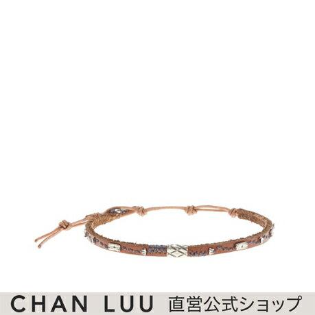 チャンルー シルバービーズ 1連ラップブレスレット メンズ 全1色 BSM-1745 チャン・ルー CHAN LUU 直営 公式ショップ