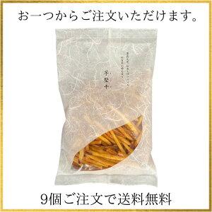 鹿吉 芋堅干 100gお茶がすすむ美味しさ