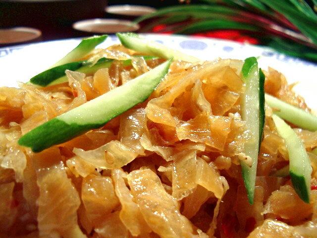 絶妙な味付け!中華クラゲ(200g)