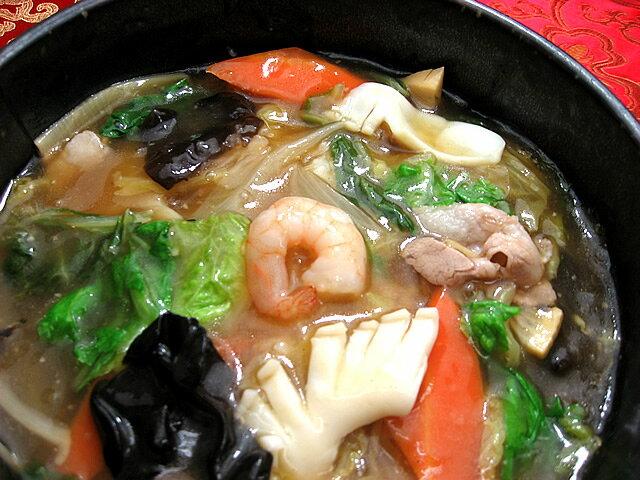 料理歴40年以上のランさんが作る「中華丼」の具(300g)
