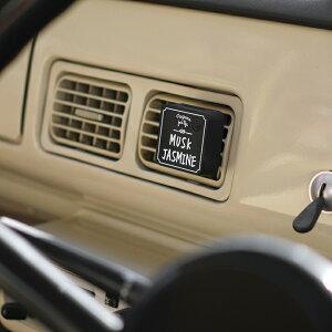 ジョンズブレンドJohn'sBlendクリップオンエアーフレッシュナー車用フレグランスアロマディフューザーホワイトムスク.ムスクジャスミン.アップルペアー.ブラックムスク全4種本体1個カーフレグランスカーグッズアロマフレグランス秋ハロウィン