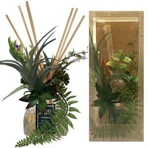 C-Plantディフューザー多肉植物リードディフューザーシープランツグリーンフラワーディフューザーチランジアサッカレンテンアガベセダム全6種100ml春母の日父の日