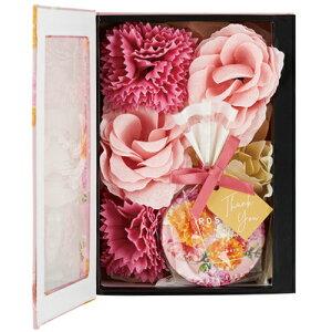 入浴剤デイズインブルームフラワーバスギフトブックBOOKバスギフトローズガーデニアリリーギフトセット薔薇バラカーネーションかわいい雑貨花フラワーおしゃれ祝い引出物結婚式ブライダル春母の日父の日