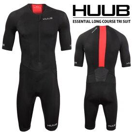 ウェットスーツ メンズ HUUB フーブ ESSENTIAL Long Course Tri Suit フルスーツ ウェットスーツ トライアスロンウエットスーツ スキン ラバー ストレッチ SUP ダイビング HBMT19020