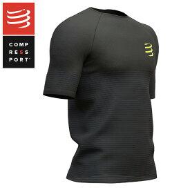 コンプレスポーツ COMPRESSPORT TSTN-BE19-99 Black edition ブラック レイルランニング ポスチュラル タンクトップ コンプレッション 加圧 ラン ランニング トライアスロン triathlon トライアスロン ウェア