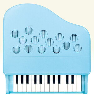 【送料無料】【あす楽】★特別特価★カワイミニピアノP-25(ミントブルー)【おもちゃ】【楽器】