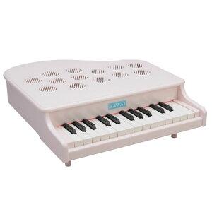 【送料無料】【あす楽】★特別特価★カワイミニピアノP-25(ピンク/レッド)楽譜集プレゼント付♪【おもちゃ】【楽器】