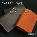 ソルトアンドシュガー SALT&SUGAR レザーウォレット ハンドメイド 財布 レザーウォレット専門店 シンプル ミディアム ウォレット メン…