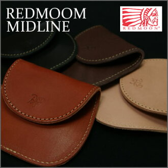 REDMOON MIDLINE RedMon midline leather coin case RM-YCC-MID leather leather coin purses