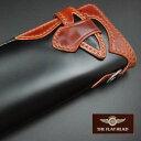 【手縫い】【即納】FLATHEAD/フラットヘッド≪コードバン STOCKBURG(ストックバーグ)ロングウォレット 手縫い オール貼り合わせモデル …