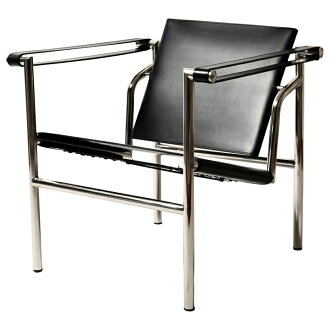 Le Corbusier LC1 Sling chairs black