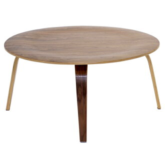 Goes To Ctw Coffee Table Walnut And Charles Ray Eames Eames Tables Table Japanese Style Room