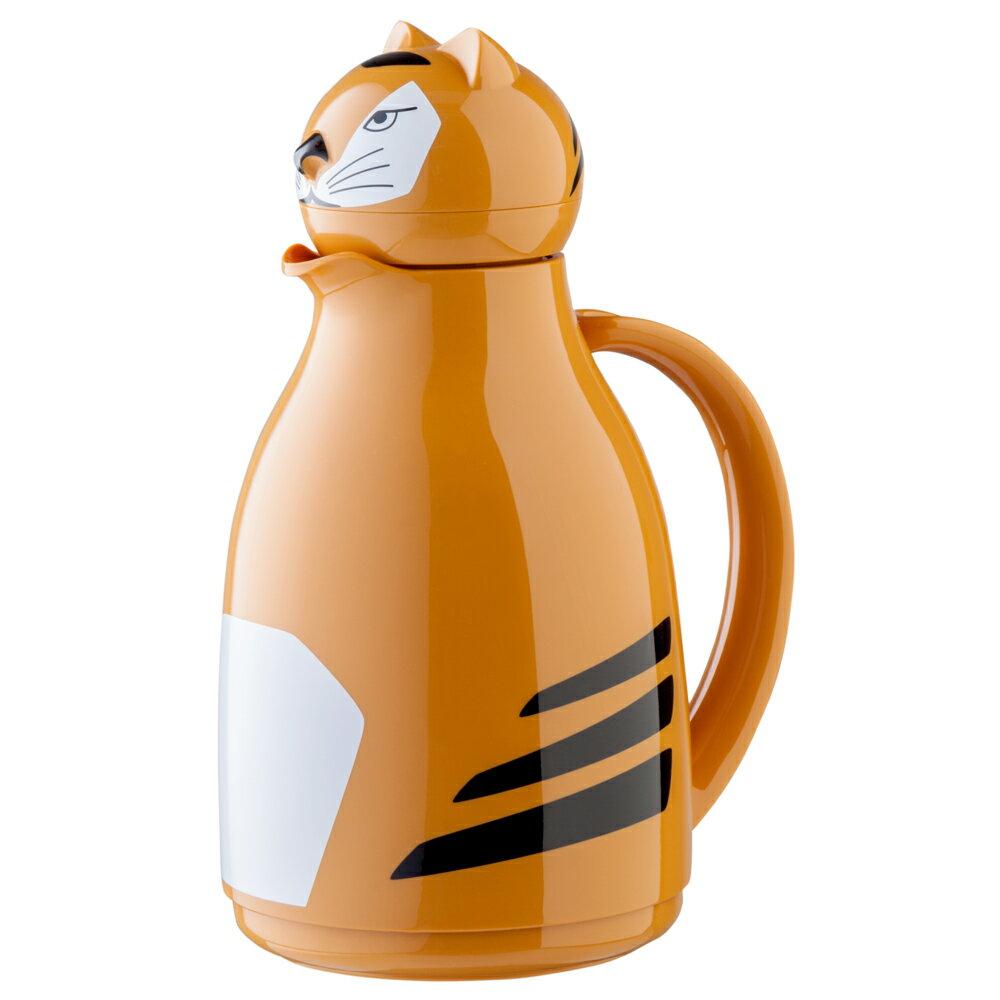 ヘリオス helios サーモタイガー 魔法瓶 ポット ドイツ 卓上魔法瓶 ガラス魔法瓶 ガラスポット THERMO TIGER