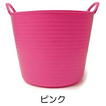タブトラッグス マイクロタブ ピンク カゴ ケース バケツ おしゃれ かわいい FAULKS&COX