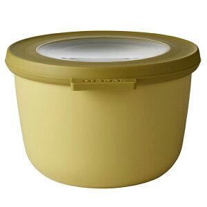 ロスティ メパル サーキュラ サーキュラー 保存容器 マルチ ボウル おしゃれ かわいい 500ml ほぼ密閉 冷凍 レンジ レンジ対応 電子レンジ 冷蔵 食洗機 ノルディック ライム CIRQULA