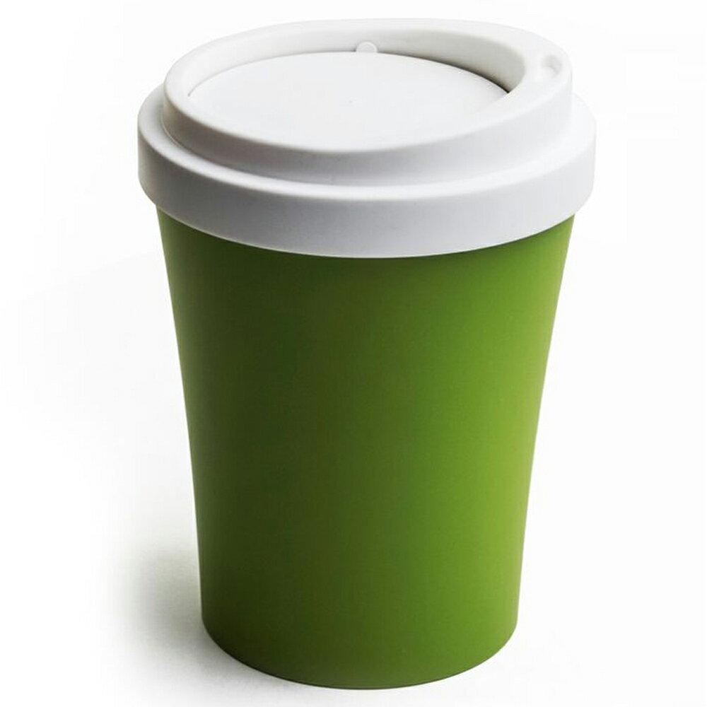 ゴミ箱 おしゃれ ふた付き かわいい ごみ箱 蓋つき クオリー QUALY コーヒービン COFFEE BIN フタ付きゴミ箱 フロアー用 グリーン