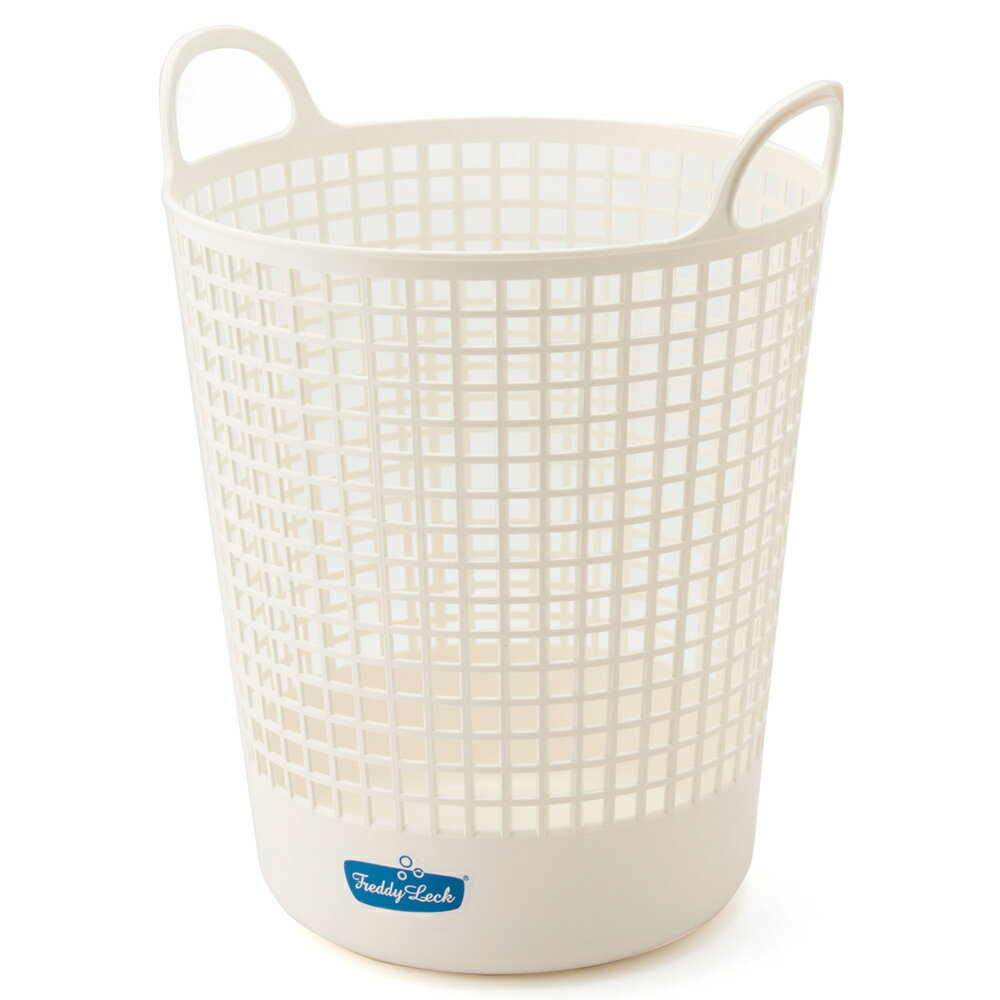フレディレック ランドリーバスケット おしゃれ 洗濯カゴ 洗濯かご 洗濯籠 かわいい FREDDY LECK sein WASH SALON