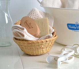 洗濯ブラシ フレディレック ランドリーブラシ おしゃれ かわいい 可愛い 洗濯用 ブラシ FREDDY LECK sein WASH SALON