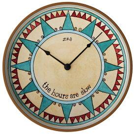 おしゃれ 掛け時計 おしゃれ 壁掛時計 おしゃれ オリバー・ヘミング ZIRO ジロ ウォールクロック THE HOURS ARE SLOW ジアワーズアースロー Oliver Hemming