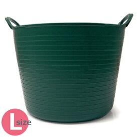 タブトラッグス TUBTRUGS L 38L Lサイズ グリーン 緑 おしゃれ バケツ サーフィン ランドリーバスケット 洗濯カゴ 洗濯かご ケース FAULKS&COX