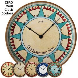 壁掛時計 おしゃれ レトロ オリバー・ヘミング ZIRO ジロ ウォールクロック 掛け時計 おしゃれ 掛時計 オシャレ クロック Oliver Hemming 見やすい おすすめ