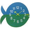 ジョージネルソンズータイマークロックフィッシュフェルナンドザフィッシュ時計