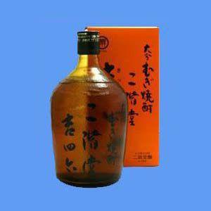 二階堂 吉四六 瓶(びん) 25° 720ml
