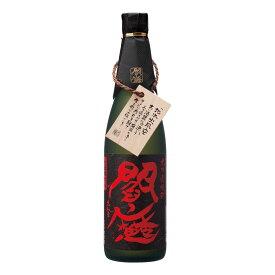 お酒 ギフト 老松酒造 閻魔 ( 黒 ) 25° 720ml