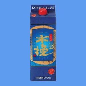 雲海酒造 木挽 ブルー(BLUE) パック 20° 900ml